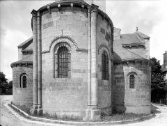 Eglise Saint-Pierre - Abside, côté est