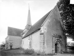 Eglise Saint-Pierre et Saint-Paul - Ensemble nord-ouest