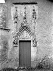 Eglise Saint-Pierre et Saint-Paul - Portail du transept nord