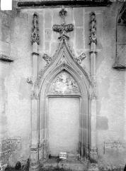 Eglise Saint-Pierre et Saint-Paul - Portail du transept sud