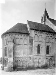 Eglise Saint-Martin - Façade nord : Partie est
