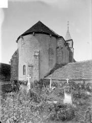 Eglise Saint-Pierre - Ensemble nord-est
