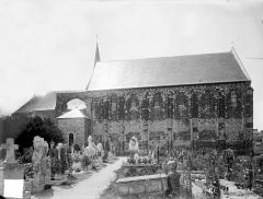 Eglise Saint-Michel (du prieuré Saint-Michel) - Ensemble nord