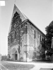 Eglise Saint-Michel (du prieuré Saint-Michel) - Angle sud-ouest