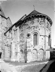 Eglise Saint-Michel (du prieuré Saint-Michel) - Abside, côté sud-est