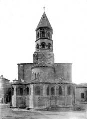 Basilique Saint-Julien - Ensemble est
