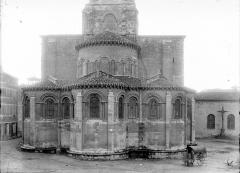 Basilique Saint-Julien - Abside, côté est