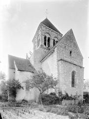 Eglise de Puy-Ferrand - Vue d'ensemble sud-est