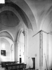 Eglise de Puy-Ferrand - Transept