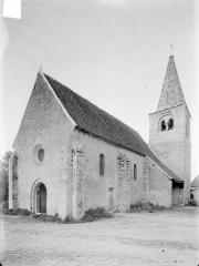 Eglise Notre-Dame - Vue d'ensemble sud-ouest