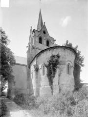 Eglise Saint-Maurice - Vue d'ensemble sud-est