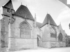 Eglise Saint-Etienne (collégiale) - Vue d'ensemble sud