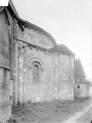 Eglise Saint-Etienne (collégiale) - Abside au nord