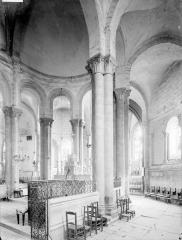 Eglise Saint-Etienne (collégiale) - Déambulatoire