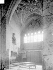 Eglise Saint-Etienne (collégiale) - Chapelle sud