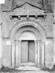 Eglise Notre-Dame - Portail ouest