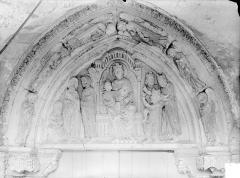 Eglise Notre-Dame - Tympan