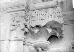 Eglise Notre-Dame - Chapiteau et dais