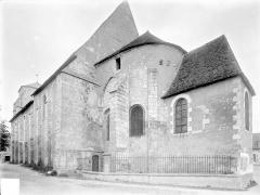 Eglise collégiale Saint-Martin - Vue d'ensemble sud-est