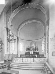 Eglise collégiale Saint-Martin - Choeur