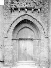 Eglise Saint-Sulpice - Portail