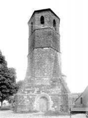 Eglise Saint-Symphorien - Clocher ouest