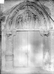 Eglise Notre-Dame - Portail