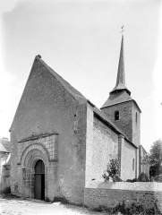 Eglise Saint-Georges - Ensemble sud-ouest