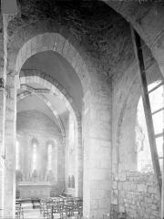 Eglise Saint-Georges - Vue intérieure de la croisée et du choeur