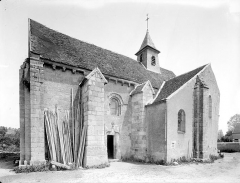 Eglise Saint-Georges, anciennement Saint-Janvier - Ensemble sud