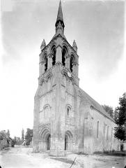 Eglise Sainte-Solange - Ensemble sud-ouest
