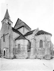 Eglise Saint-Jacques-et-Saint-Cyr - Angle sud-est