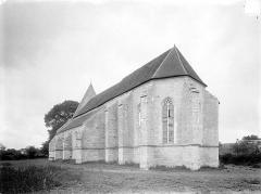 Eglise Saint-Jean-Baptiste - Ensemble sud-est