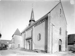 Eglise Saint-Saturnin - Ensemble nord-ouest
