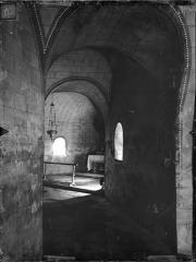 Eglise Sainte-Radegonde - Crypte