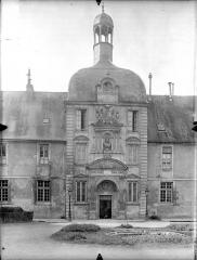 Collège de Poitiers  , actuellement lycée Henri IV - Pavillon Henri IV