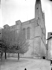 Cathédrale Saint-Pierre - Angle sud-est