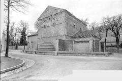 Baptistère Saint-Jean - Ensemble sud-est
