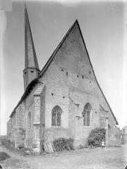 Eglise de Saint-Martin-des-Champs - Ensemble sud-est