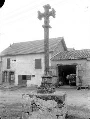 Croix - Vue d'ensemble (avers)