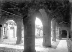 Ancien séminaire - Galeries, intérieur