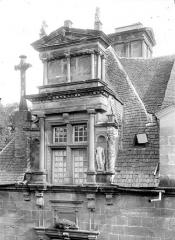 Ancien séminaire - Lucarne