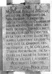 Eglise Sainte-Gemme -