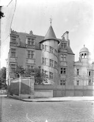 Hôtel Jean-Baucé - Vue d'ensemble