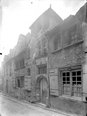 Immeuble - Façade sur rue