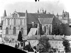 Cathédrale Saint-Pierre - Ensemble nord-est