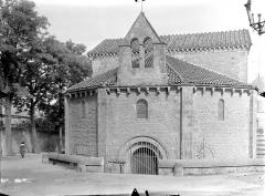 Baptistère Saint-Jean - Ensemble ouest