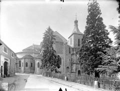 Eglise Saint-Hilaire - Ensemble nord
