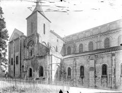 Eglise Saint-Hilaire - Façade nord