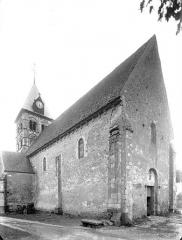 Eglise Saint-André - Ensemble nord-ouest